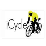 iCycle Postcards (Package of 8)