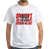 Opinion's Are Like