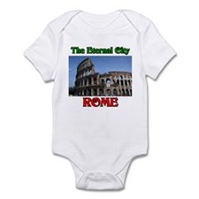 The Eternal City Rome Infant Bodysuit