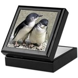 Penguin Buddies Keepsake Box