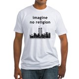 Imagine No Religion Shirt
