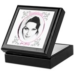April Ashley signature Keepsake Box