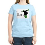 iBoard Women's Pink T-Shirt