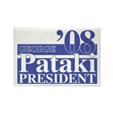 GEORGE PATAKI PRESIDENT 2008 Rectangle Magnet
