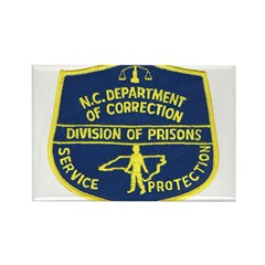 NC Corrections Rectangle Magnet (10 pack)
