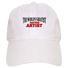 """The World's Greatest Tattoo Artist"" Baseball Cap"