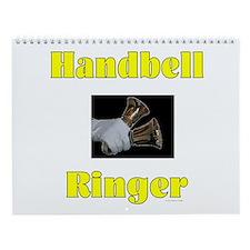 Handbell Ringer Wall Calendar
