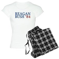 Reagan Bush '84 Pajamas