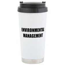 ENVIRONMENTAL MANAGEMENT Travel Mug