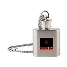 EZLN Flask Necklace
