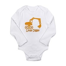 Little Digger Body Suit