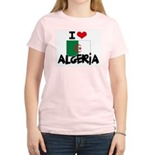 I HEART ALGERIA FLAG T-Shirt