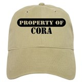 Property of Cora Cap
