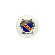 Dawson Coat of Arms Mini Button (10 pack)