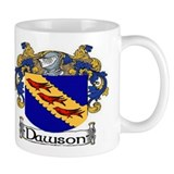 Dawson Coat of Arms Mug