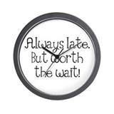Wait Wall Clock