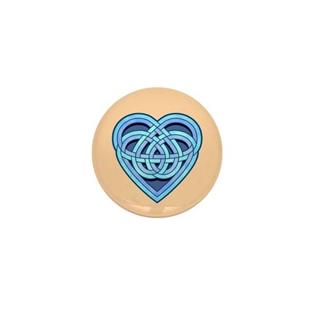 Adanvdo Heartknot Mini Button
