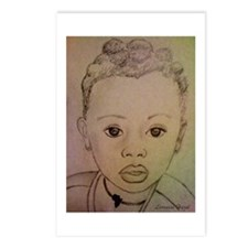 African Child Postcards (Package of 8)