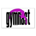 Gymnastics Sticker - Gymnast-BHS