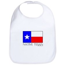 Native Texan Bib