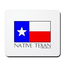Native Texan Mousepad