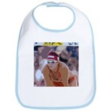 Funny Sand volleyball Bib