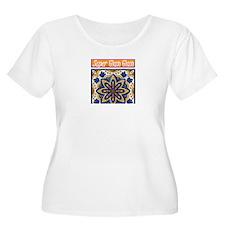 Super Glam Glam Plus Size T-Shirt