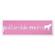 Patterdale Mom Bumper Bumper Sticker