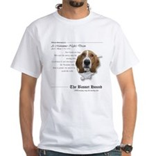 Shakespeare Basset Quote Shirt