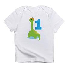 Dinosaur Babys 1st Birthday Infant T-Shirt