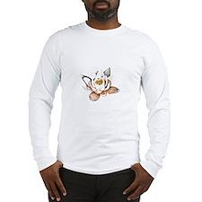 White Lotus Long Sleeve T-Shirt
