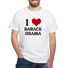 I Love Barack Obama Shirt