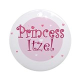 Itzel Ornament (Round)
