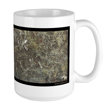 Abstract 006 Large Mug