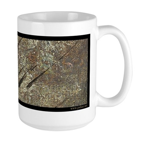 Abstract 008 Large Mug