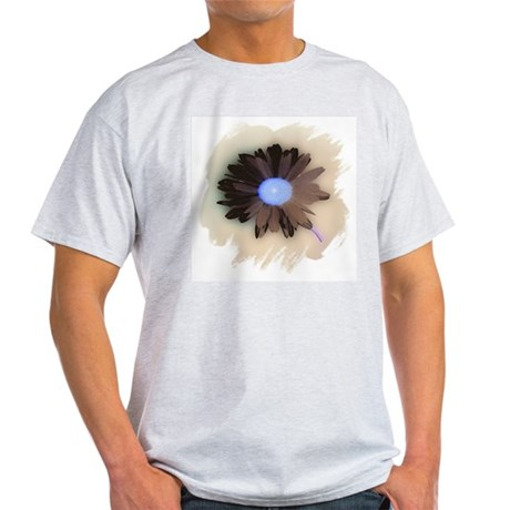 Country Daisy Ash Grey T-Shirt