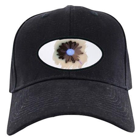 Country Daisy Black Cap