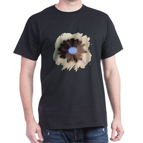 Country Daisy Dark T-Shirt