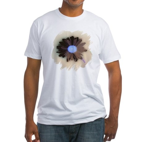 Country Daisy Fitted T-Shirt