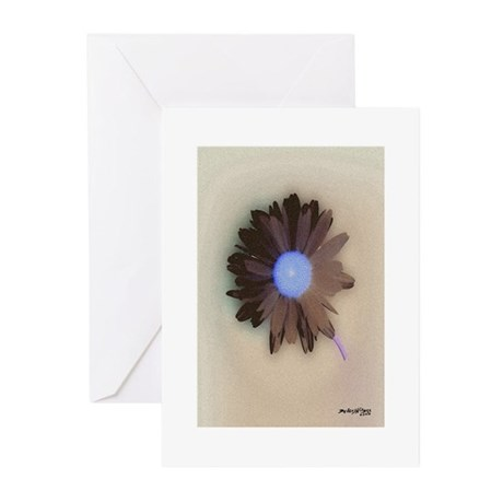 Country Daisy Greeting Cards (Pk of 10)