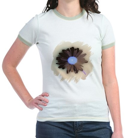 Country Daisy Jr. Ringer T-Shirt