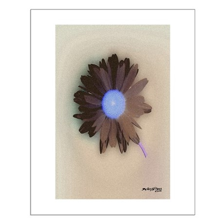 Country Daisy Small Poster