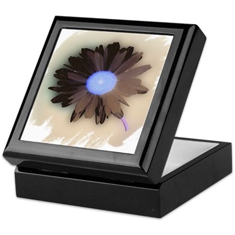 Country Daisy Keepsake Box