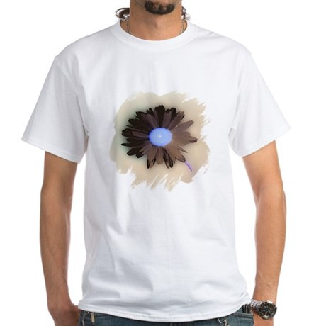 Country Daisy White T-Shirt