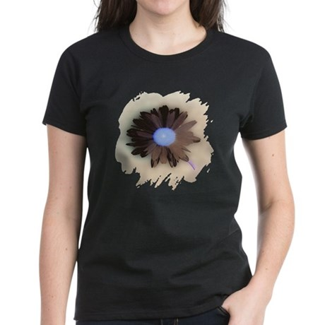 Country Daisy Women's Dark T-Shirt