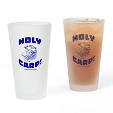 Holy CARP! Funny fish shirt, hat, cup, mug, bottle