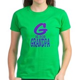 G is for Grandpa Tee