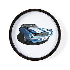 Z28/SS Camaro Wall Clock