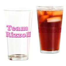 Team Rizzoli Drinking Glass