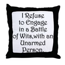 Unique Political humor Throw Pillow